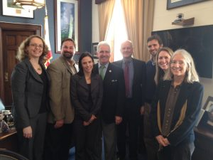 A Visit with Congressman Jim Costa