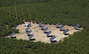 solar on Burroughs farm