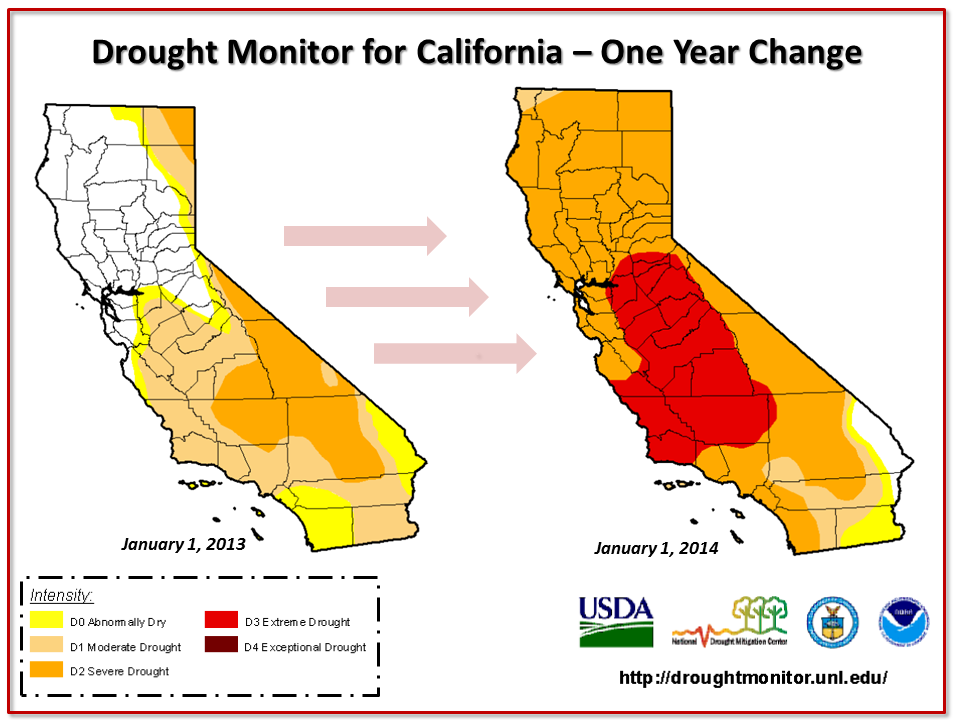 Drought Underscores the Need for Adaptation Planning - CalCAN