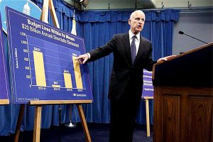 Governor Brown budget release