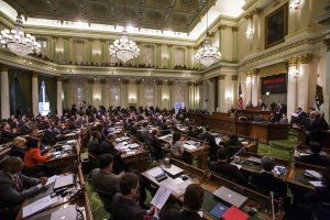 CA legislature