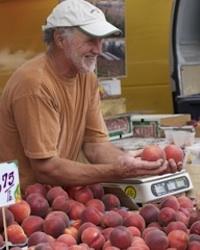 Carl Rosato, owner of Woodleaf Farm Photo Courtesy of Slow Money