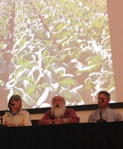 The farmer drought panel.