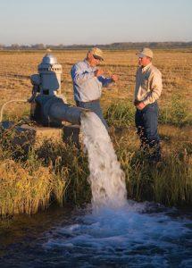tailwater pond pump (NRCS)