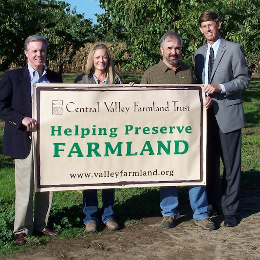 Central Valley Farmland Trust (Contra Costa, San Joaquin & Merced Counties)