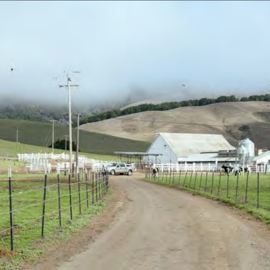 LaFranchi Dairy (Marin County)